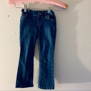 NWOT Children's Place Bootcut Jeans Size 4T